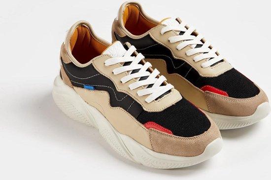 WE Fashion Heren chuncky sneakers