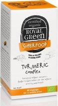 Royal Green Tumeric Comp