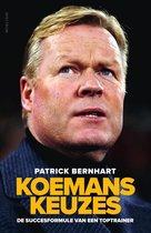 Boek cover Koemans keuzes van Patrick Bernhart