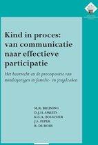 Meijers-reeks 335 -   Kind in proces: van communicatie naar effectieve participatie