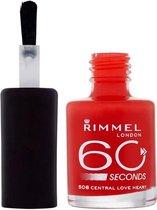 Rimmel London 60 seconds finish Nagellak - 440 Orange Fizz