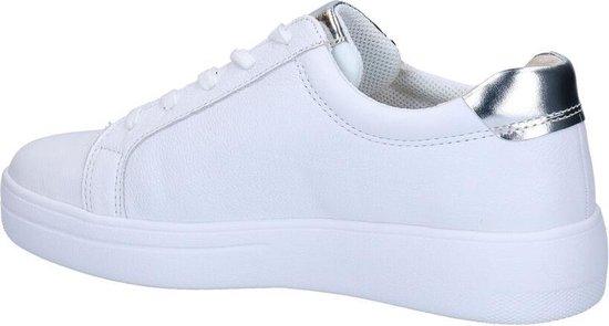Dames schoenen   Gabor Optifit Witte Veterschoenen Dames 40,5