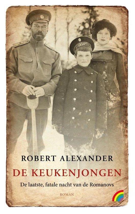 Boek cover De keukenjongen van Robert Alexander (Paperback)