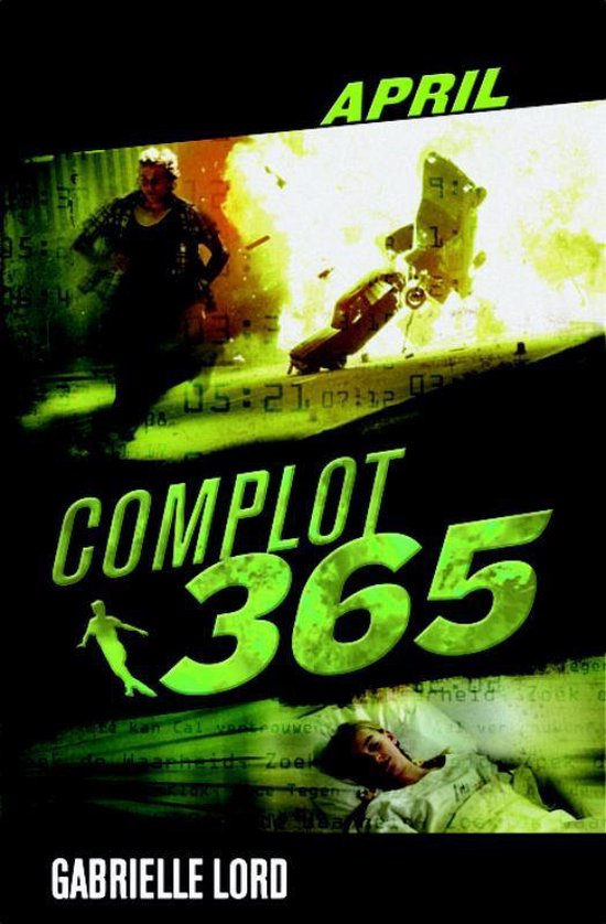 Complot 365 - April - Gabrielle Lord |