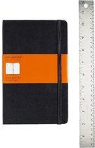 Moleskine Classic Notitieboek Hard cover - Large - Zwart - Lijnen