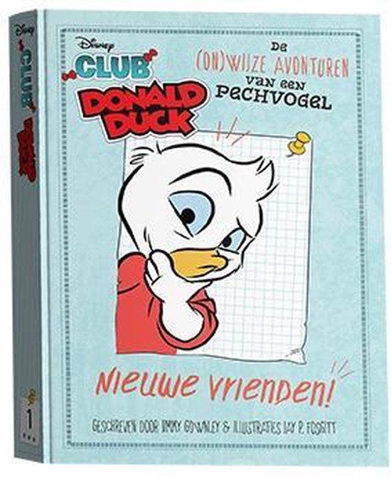 Afbeelding van Club Donald Duck 1 - Nieuwe Vrienden