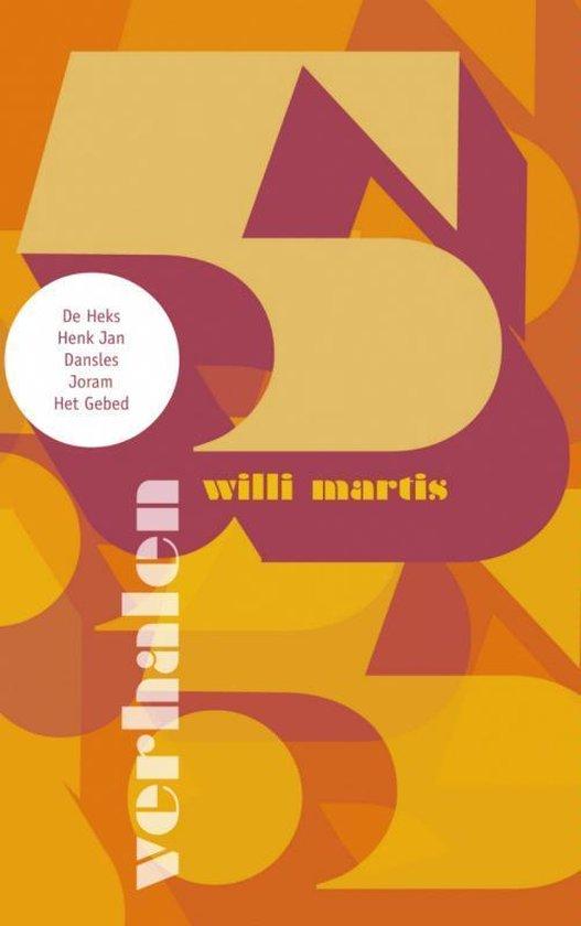 5 korte verhalen - Willi Martis |
