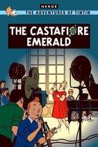 Boek cover The Castafiore Emerald (The Adventures of Tintin) van Hergé (Hardcover)