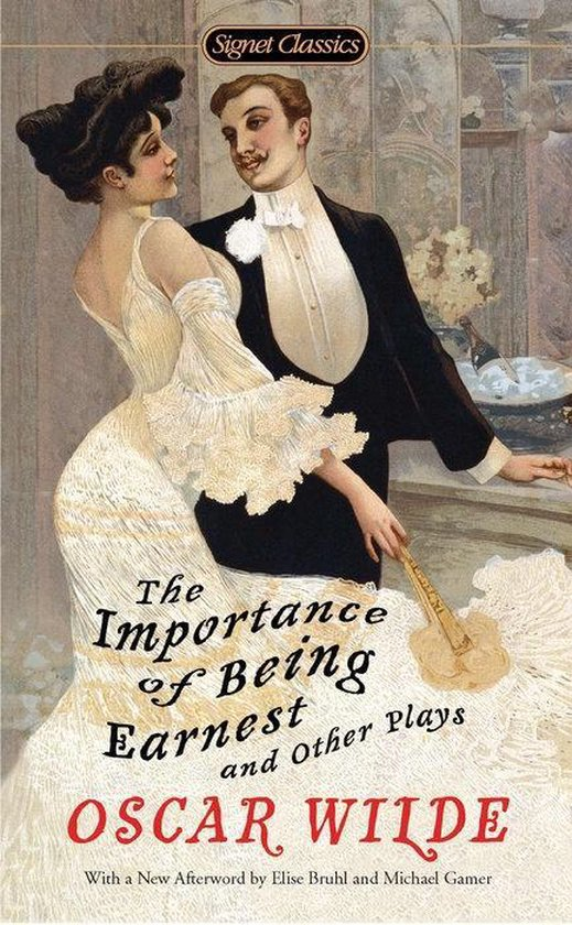 Boek cover The Importance of Being Earnest and Other Plays van Oscar Wilde (Paperback)