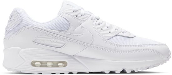 Nike Air Max 90 Essential Wit - Heren Sneaker - CN8490-100 - Maat 43