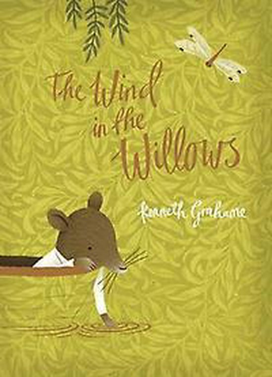 Boek cover The Wind in the Willows van Kenneth Grahame (Hardcover)