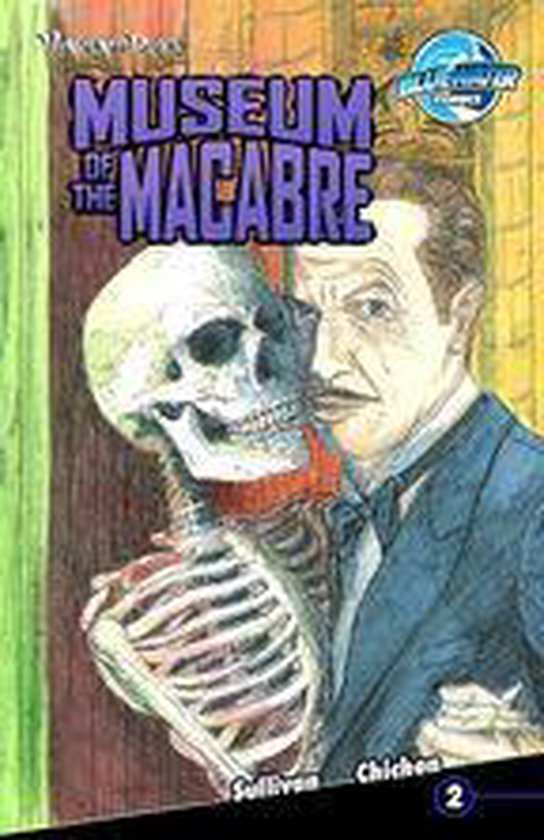 Vincent Price Presents: Museum of the Macabre #2