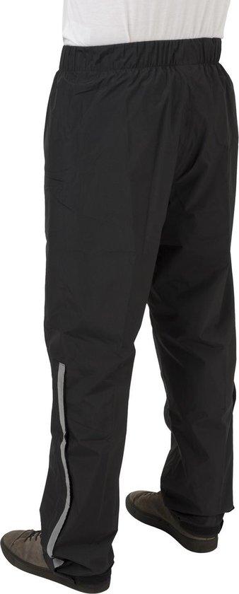 AGU Comfort Regenbroek - Unisex - Maat XL - Zwart - AGU