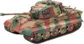 Revell modelbouwpakket : Tiger II Ausf. B Henschel Turret Tank  1:35