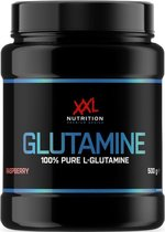 XXL Nutrition Glutamine Framboos 500 gram