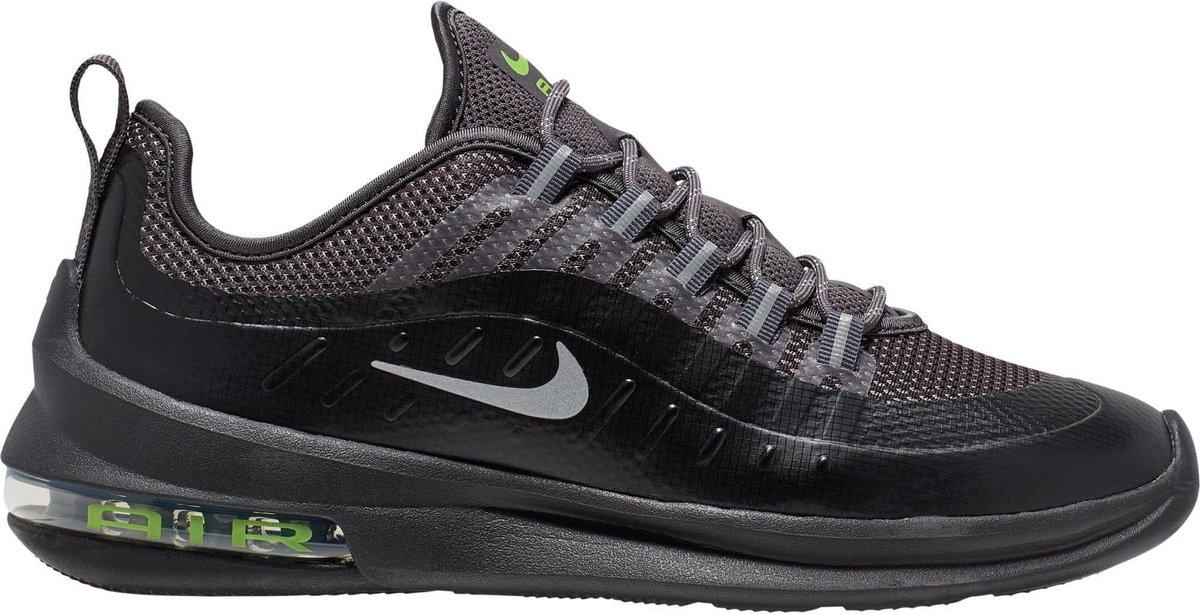 Nike Air Max Axis Premium Heren Sneakers Thunder GreyMetallic Silver Black Maat 41