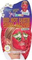 Montagne Jeunesse Red Hot Earth Sauna Gezichtsmasker