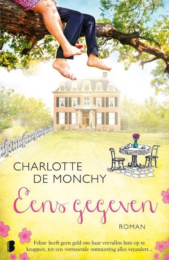 Eens gegeven - Charlotte de Monchy |
