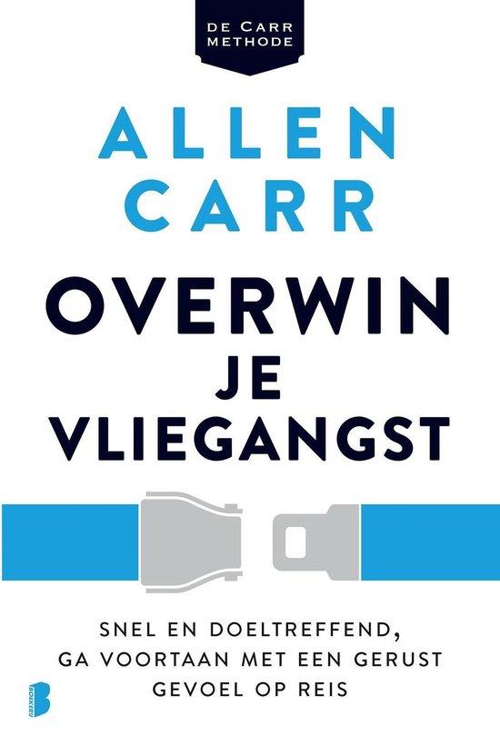 Overwin je vliegangst - Allen Carr |