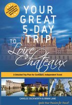 Your Great 5-Day Trip to Loire Chateaux
