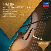 Cello Concertos Nos.1 & 2/Violin Concerto(Virtuose