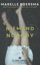 Nobody / druk Heruitgave