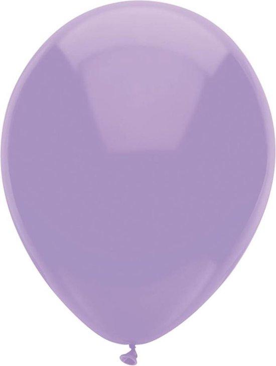 Haza Original Ballonnen Lila 30 Cm 100 Stuks