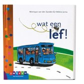 Leren lezen AVI start  -   wat een lef!