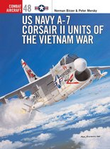 Boek cover US Navy A-7 Corsair II Units of the Vietnam War van Peter Mersky