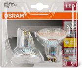 Osram Star PAR16 LED-lamp 2,6 W GU10 A+