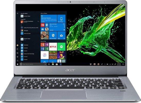 Acer Swift 3 SF314-58-58XS - Laptop - 14 inch