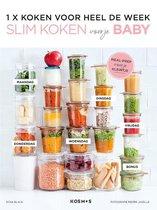 Slim koken voor je baby