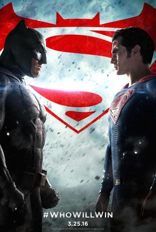 Warner Bros Batman v Superman. Dawn of Justice DVD 2D Duits, Italiaans, Frans, Engels