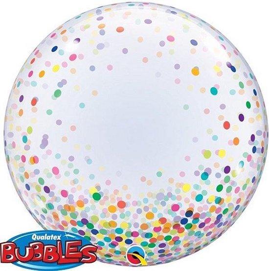 Deco Bubble confetti