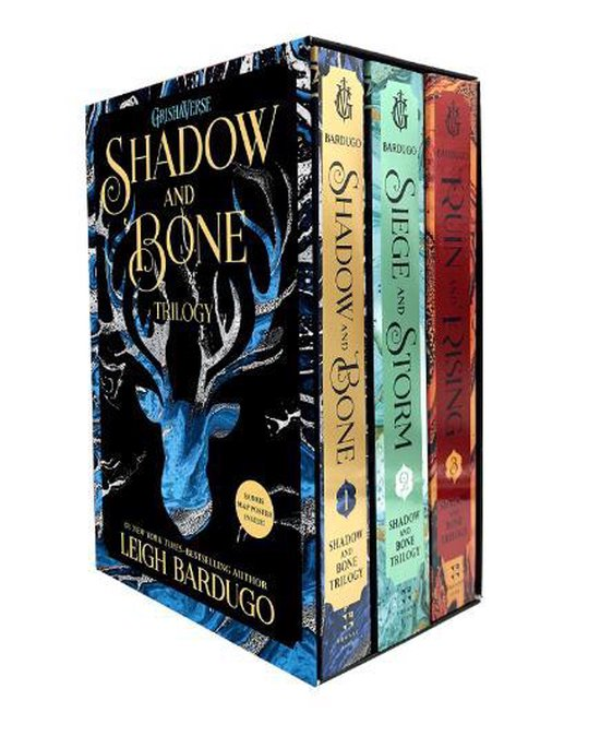 Boek cover Shadow and Bone Trilogy van Leigh Bardugo (Onbekend)