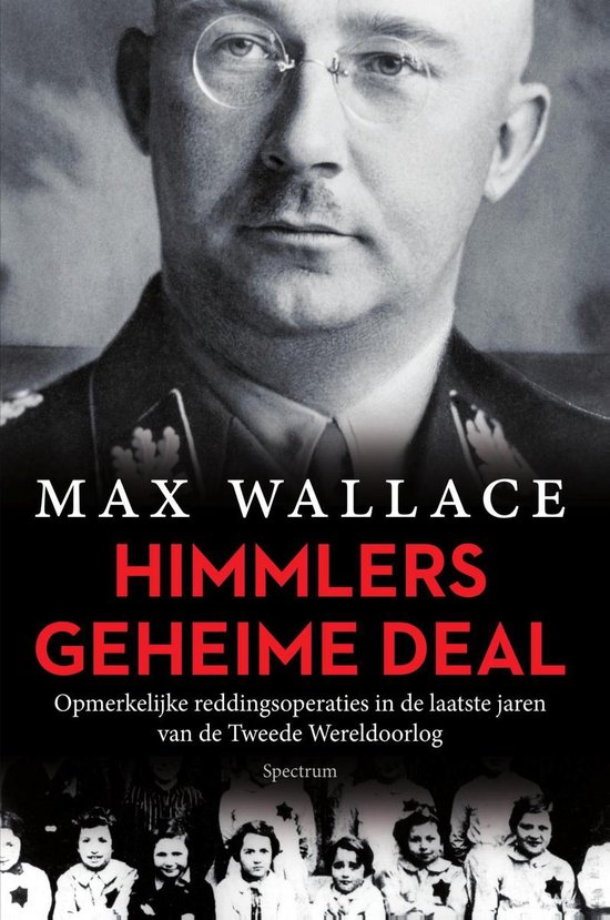 Himmlers geheime deal - Max Wallace | Readingchampions.org.uk