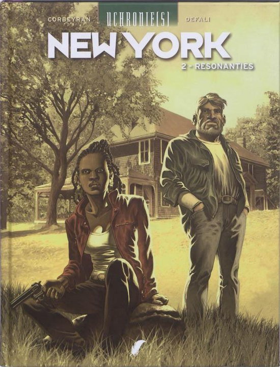 Uchronie[s] 002 New York 3.2 Resonanties - Djillali Defali  