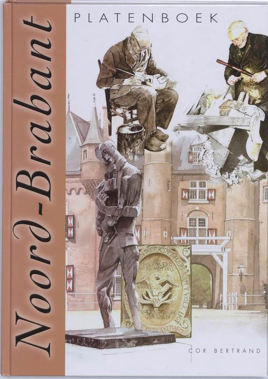 Noordbrabant Platenboek - Onbekend |