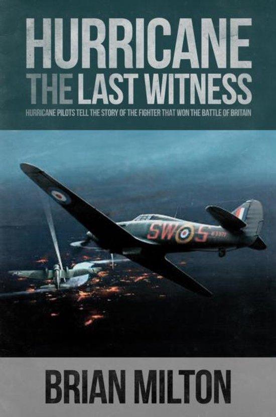Boek cover Last Witnesses van Brian Milton (Hardcover)