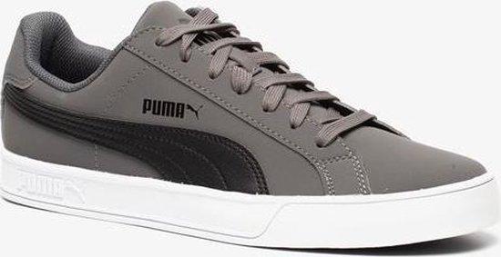 Puma Smash Vulc heren sneakers - Grijs - Maat 40