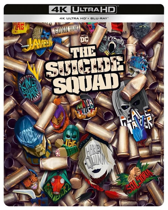 The Suicide Squad (4K Ultra HD Blu-ray)