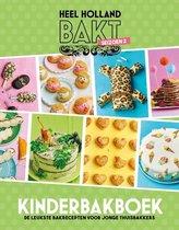 Omslag Heel Holland bakt kinderbakboek seizoen 2