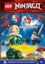Makkelijk lezen met Lego 2 -   Lego Ninjago: Ninja-gamers!