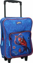 Marvel Spider-Man Protector Rugzaktrolley - 11,7 l - Blauw