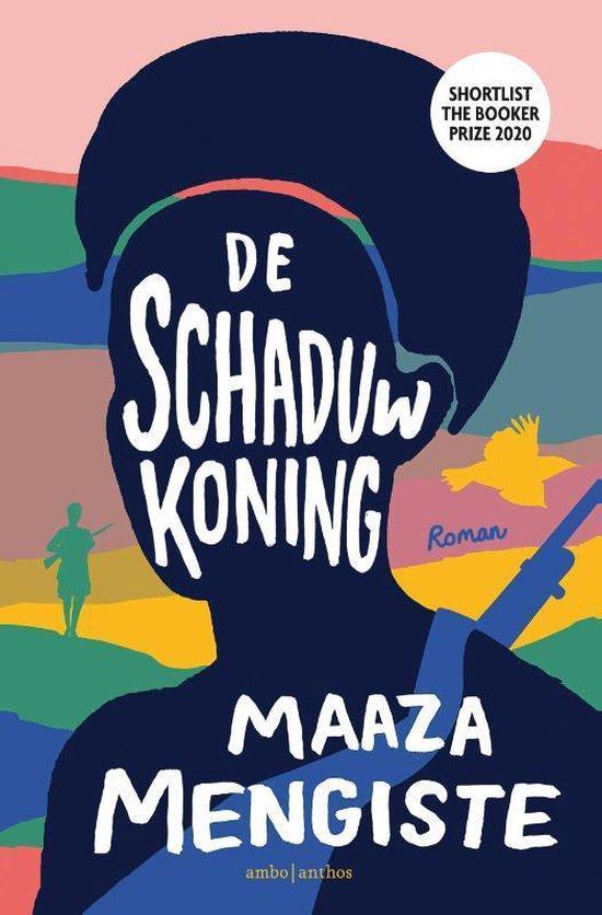 Boek cover De schaduwkoning van Maaza Mengiste (Hardcover)