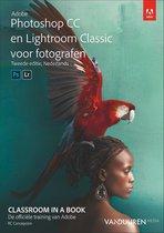 Boek cover Classroom in a Book  -   Adobe Photoshop CC en Lightroom Classic CC voor fotografen van Rc Concepcion