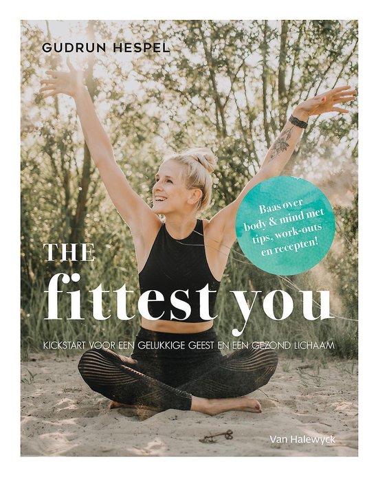 Boek cover The fittest you van Gudrun Hespel (Paperback)