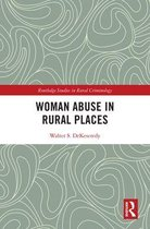 Omslag Woman Abuse in Rural Places