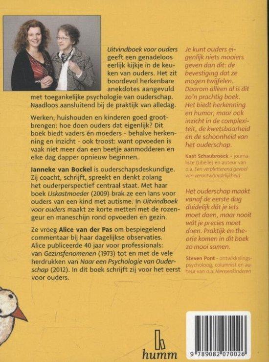 Uitvindboek voor ouders