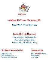 Adding 15 Years to your Life